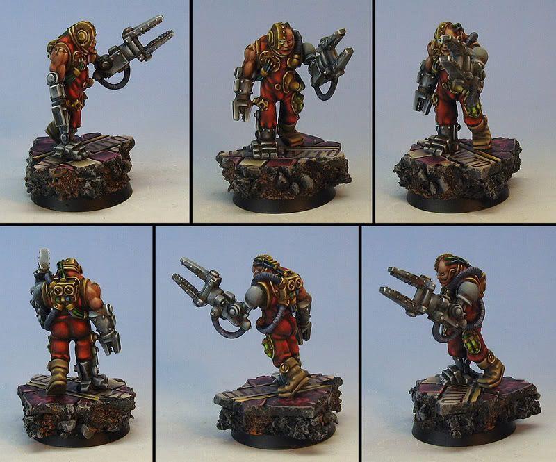 Combat servitor 3