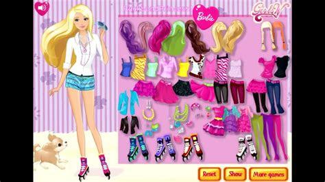 yeni ve en guezel barbie oyunlari bir arada oyun skor