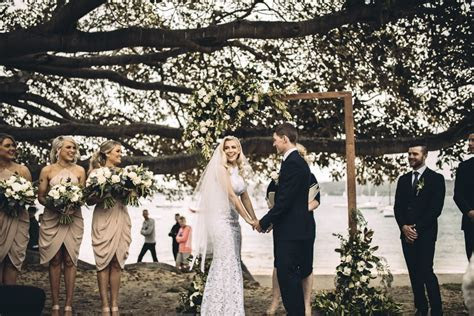 Weddings at Watsons Bay Boutique Hotel Leading Waterfront
