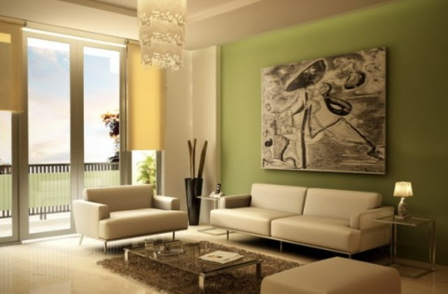 Living Room Painting Selection Ideas | Beautiful Homes Design