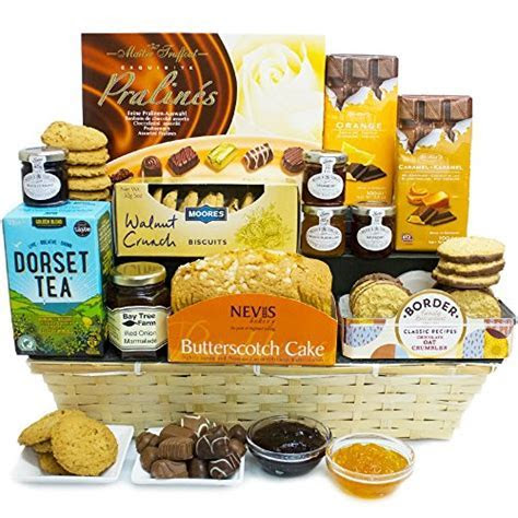 THORNFORD HAMPER GIFT   Traditional Gourmet & Luxury
