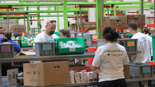 Houston Food Bank expanding kitchen to increase meal production - Houston Business Journal