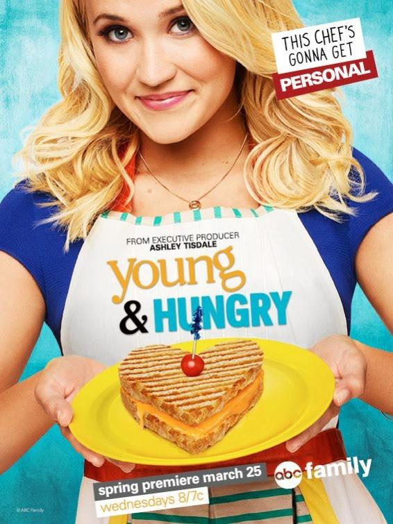 """Képtalálat a következőre: """"young & hungry"""""""