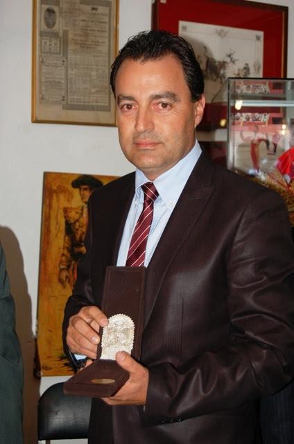 Ganadero Carlos Roldán en Lima