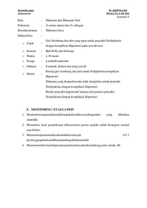 Kasus dislipidemia