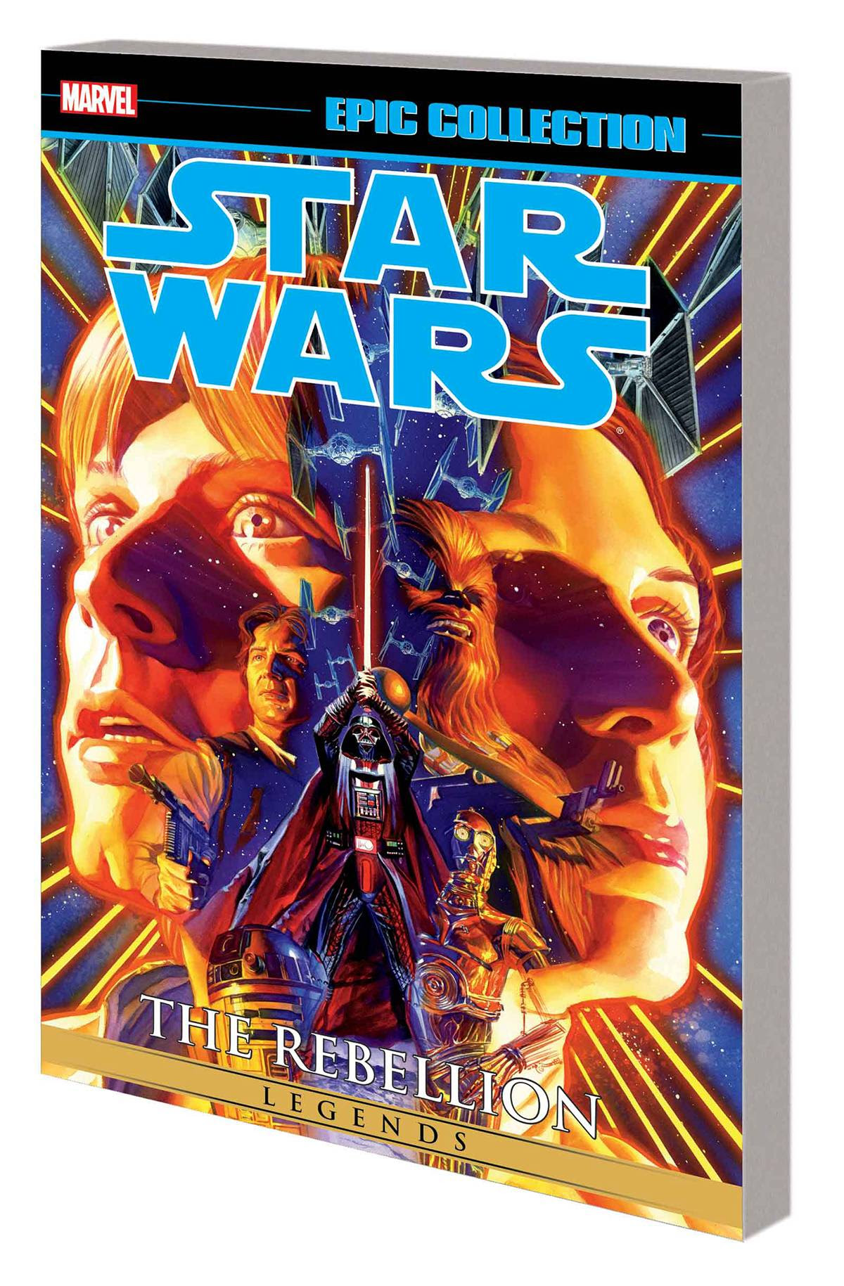 Star Wars Legends Epic Collection Vol 1 The Rebellion