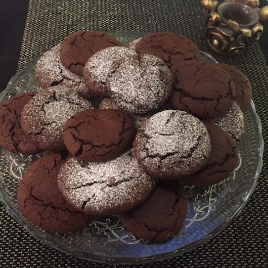 Nutella cookies |