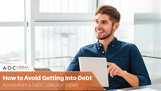 How to Avoid Getting into Debt - Secrets of a Debt Collection Expert
