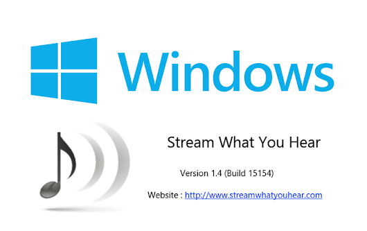 Stream Windows PC Sound via SoundSeeder