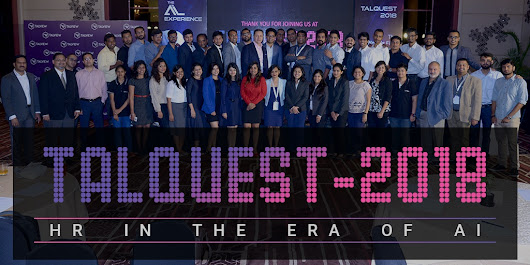 Talquest 2018 – An Overview of Talview's Annual Flagship Conference
