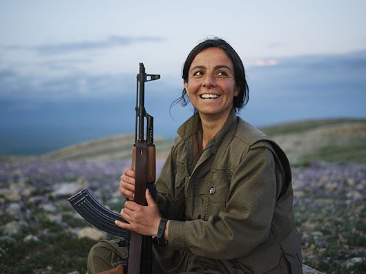 Photographer Joey L.'s Photos of Kurdish PKK Fighters Deleted by Instagram