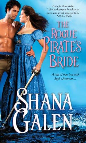 Rogue Pirate's Bride by Shana Galen