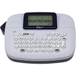Brother - PT-M95 Handy Label Maker - Blue Gray and Navy