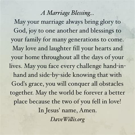 marriage blessing wedding wedding ceremony readings