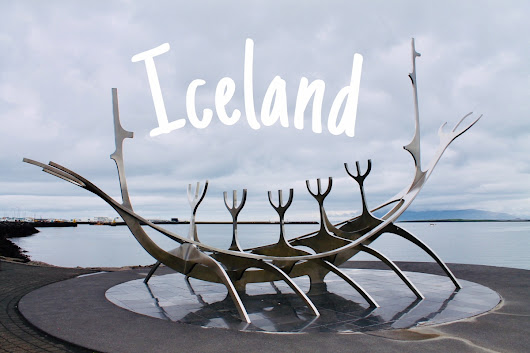 Iceland – Part 1. Reykjavik ,The Blue Lagoon & The Golden Circle.