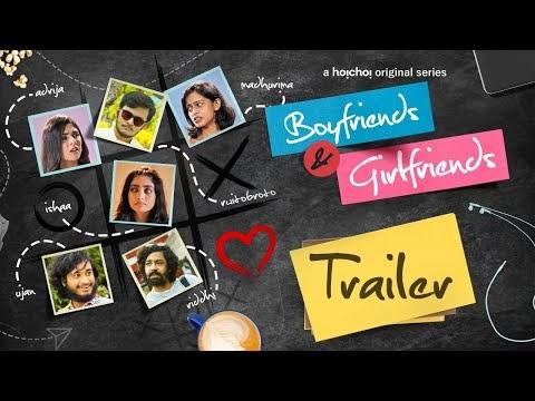 Boyfriends and Girlfriends Review: Suvankar Paul's Directorial Debut On OTT
