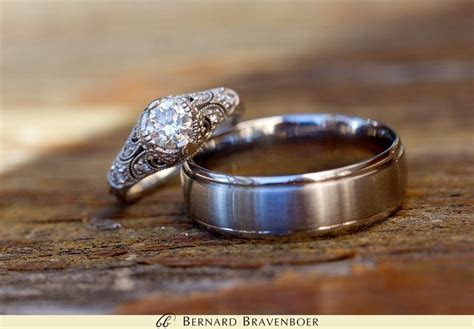 Beautiful rings for him and her!   Western Romance