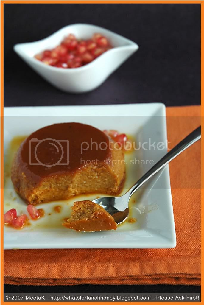 Sweet Potato Flan (04) by MeetaK