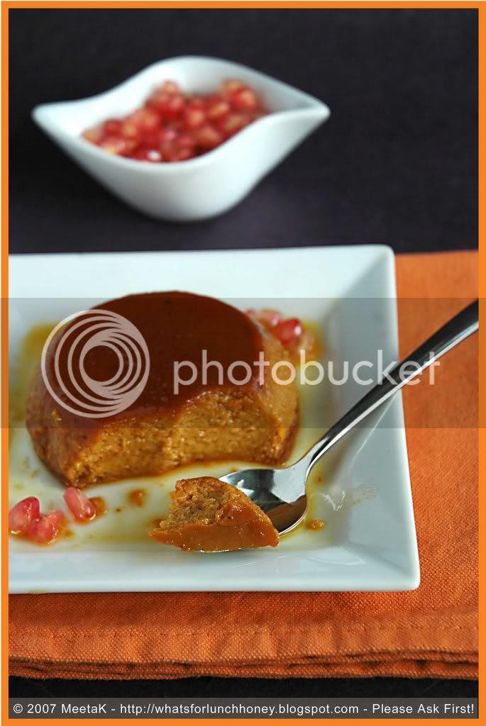 Sweet Potato Flan (04) by MeetaK