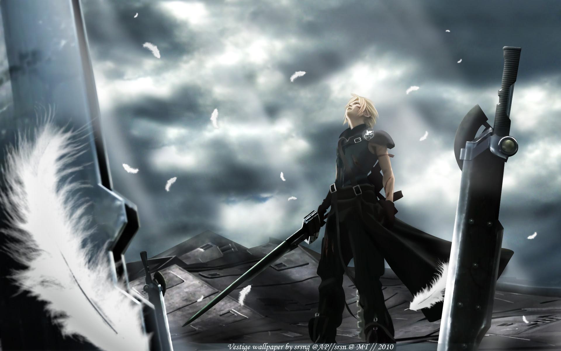 Final Fantasy Wallpaper 1920x1200 5089