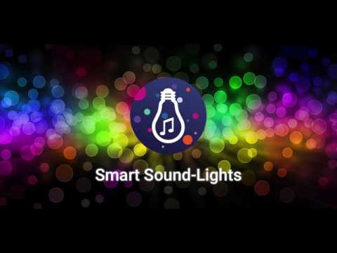 Smart SoundLights for PLAYBULB