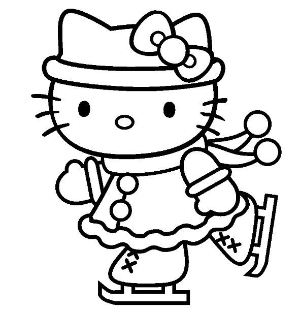 147 Dessins De Coloriage Hello Kitty à Imprimer Sur Laguerchecom