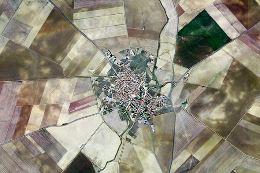 Pozoantiguo, Spain – Earth View from Google