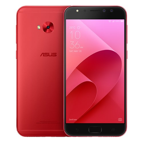 Asus Zenfone 4 Selfie series with Dual Front Cameras, 4K Selfie videos with EIS, and ZenUI 4.0 launched in India starting at Rs. 9,999