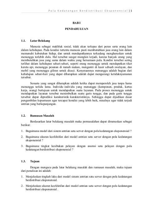 Contoh Review Jurnal Ilmiah Ekonomi - Contoh Joe