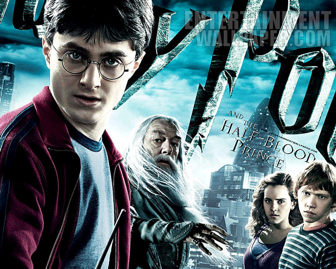 Harry Potter And The Half Blood Prince Movie Wallpapers