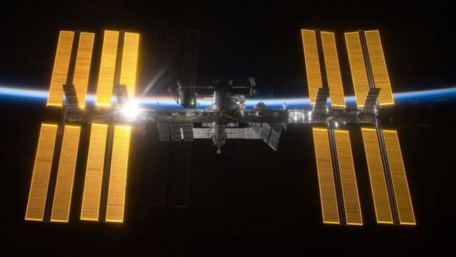 International Space Station 3d Tour
