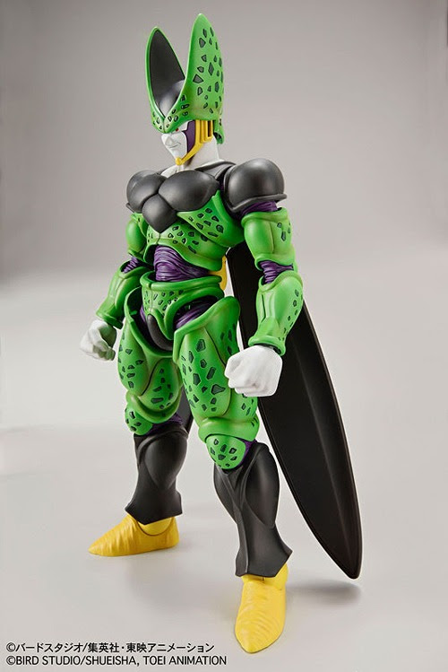 Figure-rise Standard Dragon Ball Z Cell (Complete Form)   Collectible