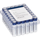 Insignia - AA Batteries (48-Pack)