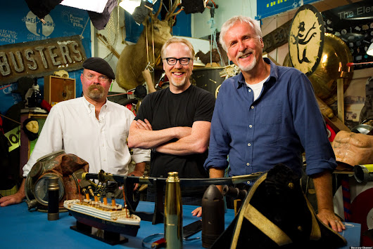 "Why The ""F"" Are the Mythbusters Doing MY Science Show?"