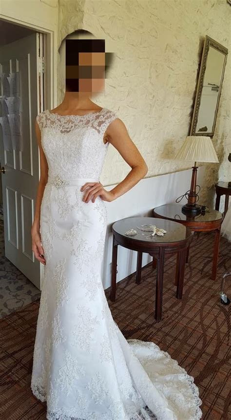 New Annais Bridal Wedding Dress Unworn   Sell My Wedding
