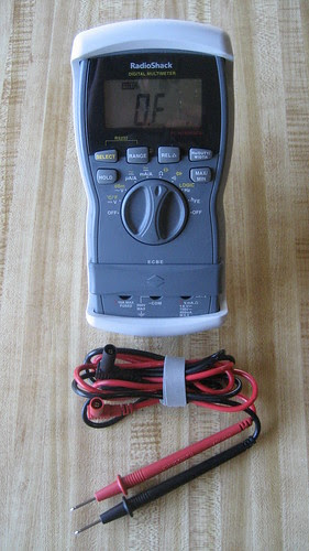 Radio Shack Digital Multimeter