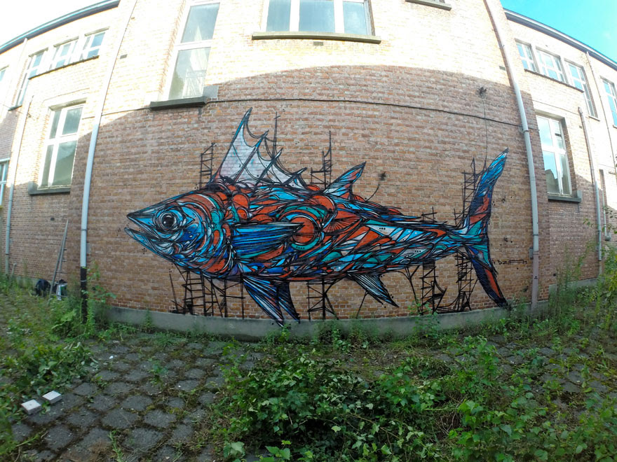 street-art-geometric-line-animals-dzia-belgium-6