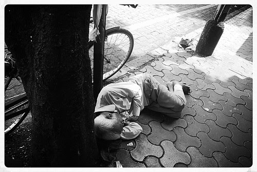 They Are Lucky Who Get To Sleep by firoze shakir photographerno1