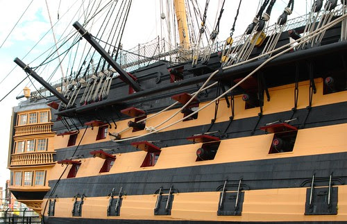 HMS Victory by RV Bob