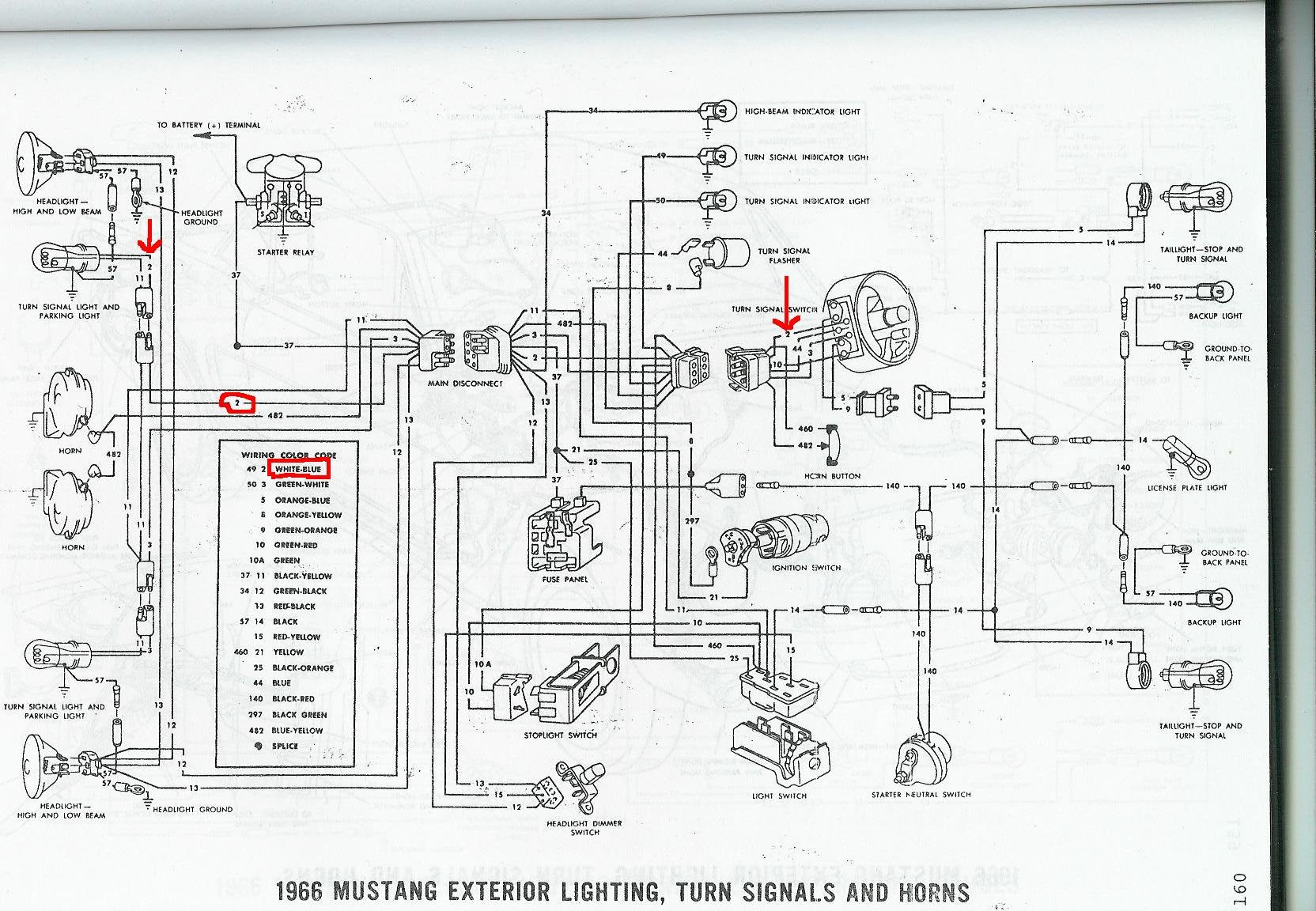 1988 Ford Mustang Engine Diagram