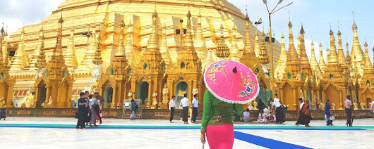 "Free & Easy Myanmar Itinerary : ""Mingalabar"" for Yangon & Bago - Top Places to Visit! - Chic . Explore . ThinkerTen"