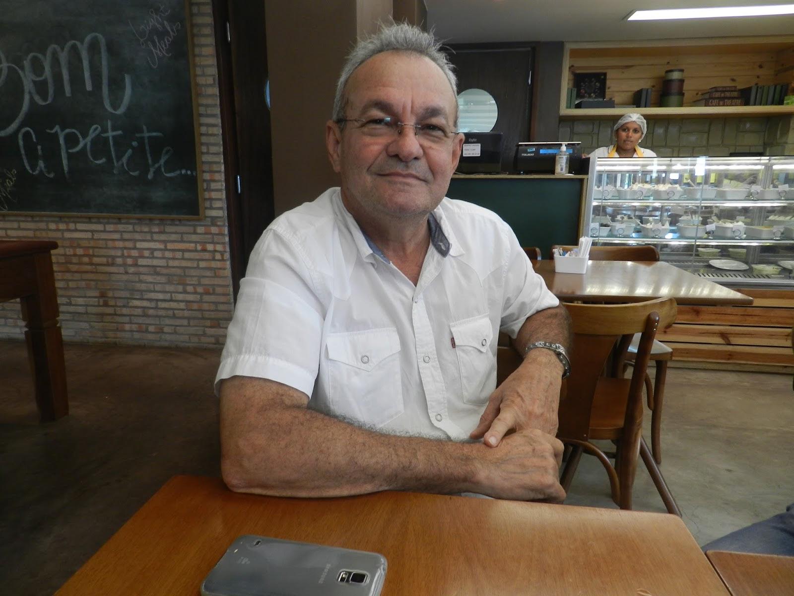 Resultado de imagem para Osmar Fonseca dos Santos