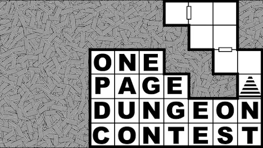 10 days! One page Dungeon! GO!