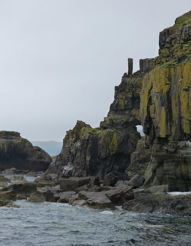 P1050710 - Carsaig Arches, Isle of Mull