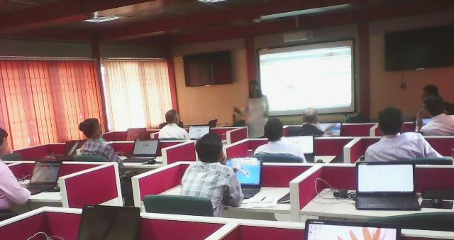 e-Vidhan training sessions