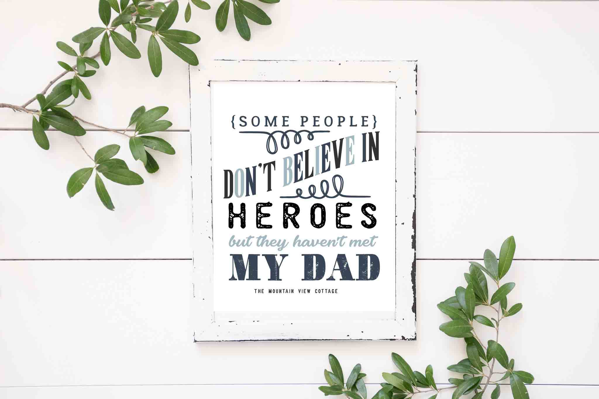 25 Dad Quotes To Inspire The Mountain View Cottage