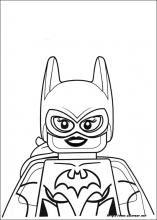 Dibujos De Lego Batman Para Colorear En Colorearnet
