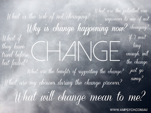 Change part 1: Have you got your 2% today? | Angus Munro Psychology