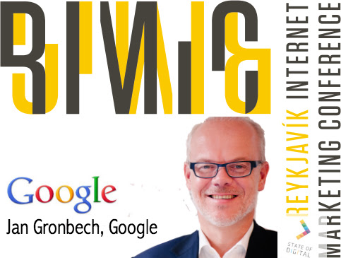 Interview with RIMC Speaker Jan Gronbech (Google) - State of Digital
