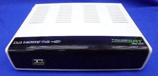 atualização tocomsat Duo LITE v2.40 31/12/2014